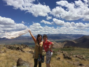 Wendee一家とカリフォルニアとネバダの旅