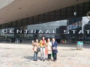 STUDIOシャトルオランダベルギーツアー